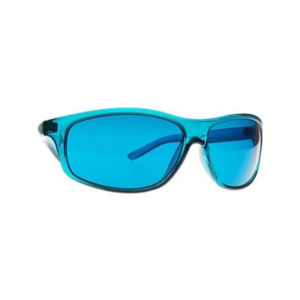 Turquoise-Aqua-colour-therapy-glasses