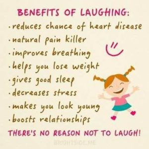 Laughter is the best medicine, Psychic Clairvoyant and Happiness Coach Heidi Wells in Twickenham or Via Skype 020 8894 7343 / 0771 4257461. Happiness Coaching
