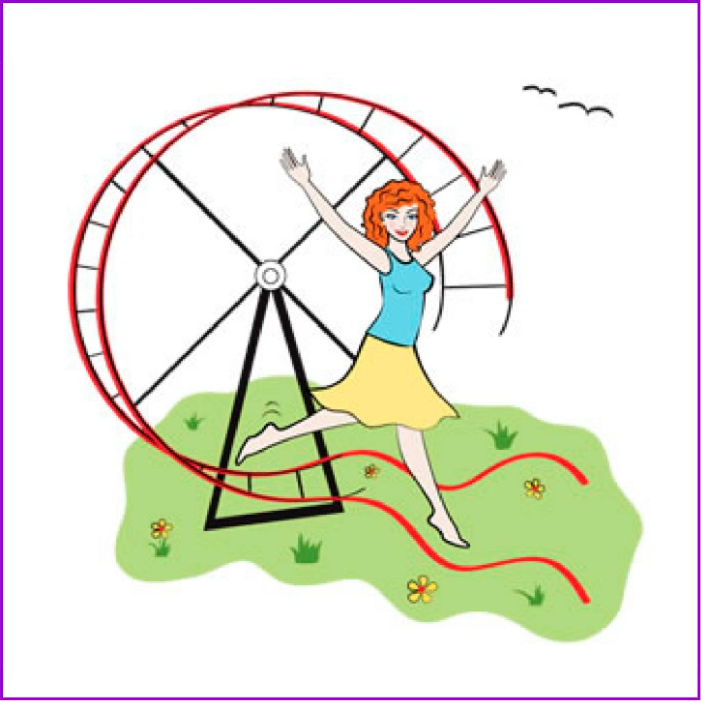 Time to get out of the rat race or get out of the hamster wheel? To book an appointment with Heidi Wells Psychic Clairvoyant and Happiness Coach in Twickenham or via Skype call 020 8894 7343 / 0771 4257461