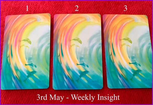 Intuitive Guidance Cards Revealed 3rd May 2017